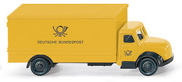 Deutsche Bundespost - Magirus Box Truck | Model Trucks