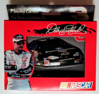 Nascar Playing Cards: Two Decks in a Collector Tin | Playing Cards
