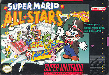 Super Mario All-Stars | Video Games