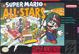 Super Mario All-Stars | Video Games
