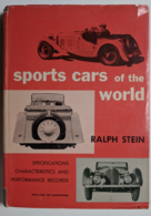 Sports Cars Of The World  | Books