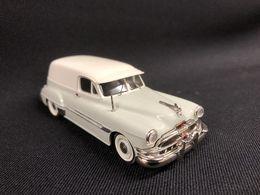 1952 Pontiac Sedan Delivery | Model Trucks