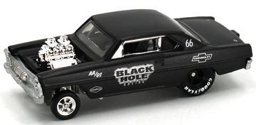 '66 Super Nova | Model Cars | 2019 Hot Wheels Team Transport Super Nova Black