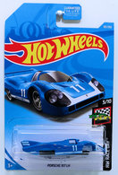 Porsche 917 LH | Model Racing Cars | HW 2019 - Collector # 101/250 - HW Race Day 3/10 - Porsche 917 LH - Blue - USA Card - NO Chassis or Wheels