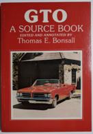 GTO A Source Book | Books