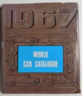 1967 World Car Catalogue | Books