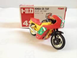 Honda CB750F | Model Motorcycles