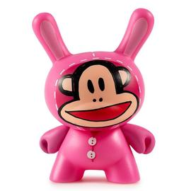 Julius Bunny Dunny Pink | Vinyl Art Toys