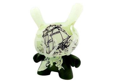 The Kraken Dunny   Vinyl Art Toys