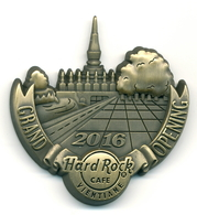 3-D Grand Opening | Pins & Badges