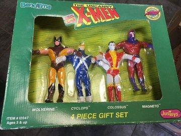 X-Men 4 Piece Gift Set | Action Figure Sets