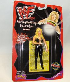 Sable | Action Figures