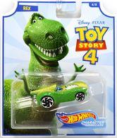 Rex | Model Cars | 2019 Hot Wheels Disney Pixar Toy Story 4 Rex