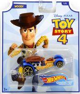 Woody | Model Cars | 2019 Hot Wheels Disney Pixar Toy Story 4 Woody