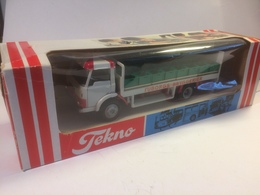 Ford D800 Tuborg Beer Truck | Model Trucks | photo: Flemming