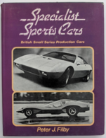 Specialist Sports Cars | Books