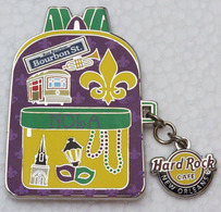 Global Backpack  | Pins & Badges
