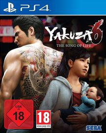 Yakuza 6 - The Song of Life | Video Games