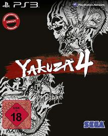 Yakuza 4 | Video Games