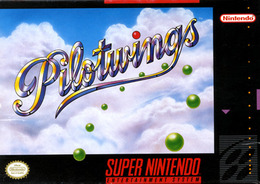 Pilotwings box medium