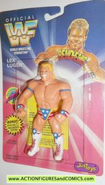 Lex Luger | Action Figures