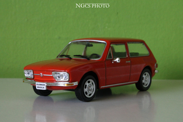 Volkswagen Brasilia (1975) | Model Cars