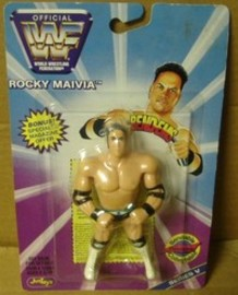 Rocky Maivia | Action Figures