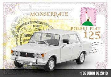 Polski Fiat 125 (1975) | Model Cars