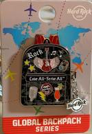 Global Backpack (Clone) | Pins & Badges | Front on Card