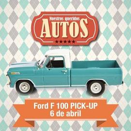 Ford F 100 Pick-Up (1978) | Model Cars