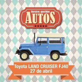 Toyota Land Cruiser FJ40 (1975)   Model Cars