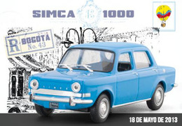 Simca 1000 GL (1973) | Model Cars