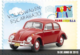 Volkswagen Escarabajo (1966) | Model Cars
