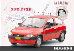 Chevrolet Corsa (1996) | Model Cars