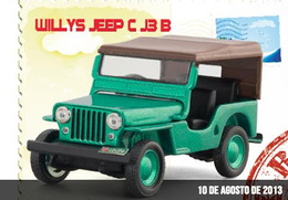 Willys Jeep CJ3B (1955) | Model Cars