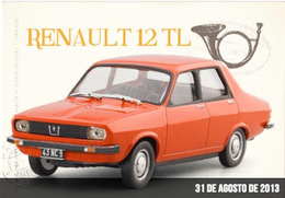 Renault 12 TL (1976) | Model Cars