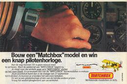 Bouw een %2522matchbox%2522 model en win een knap pilotenhorloge. print ads 2c43e7e1 8526 4e42 a271 b1873566c102 medium