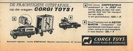 De prachtigste uitstapjes... op de wegen corgi toys%2521 print ads 2c96850c 3e74 4cd7 8bf0 098f78eff3be medium