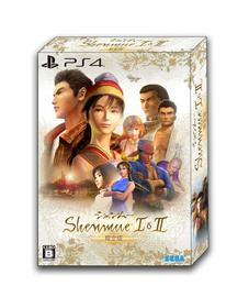 Shenmue 1 & 2 HD | Video Games