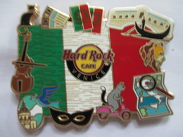 Hard rock cafe venice iconic flag series pin pins and badges 1e5a1204 80ef 4db1 b892 3dc024b0f350 medium
