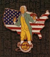 Alexander Hamilton USA | Pins & Badges