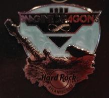 Signature Series 33 - Imagine Dragons Guitar Pick (Clone) | Pins & Badges