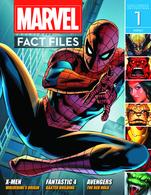 Marvel Fact Files #1 | Magazines & Periodicals