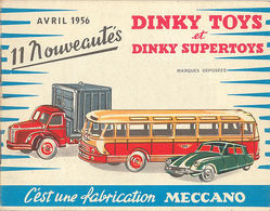 Dinky toys catalog april 1956 %2528french%2529 brochures and catalogs 754faa0f 5eec 4595 9643 55c0675d7918 medium