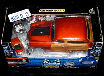 1950 Ford Woody | Model Car Kits