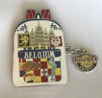 Global Backpack | Pins & Badges
