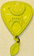 3D Guitar Pick | Pins & Badges