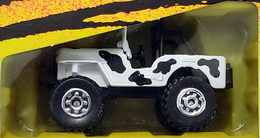 Jeep 4x4 with Roll-Bar | Model Cars