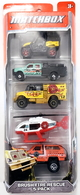 Brush Fire Rescue | Model Vehicle Sets