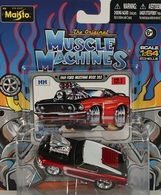 1969 Ford Mustang Boss 302 | Model Cars